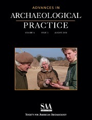Advances in Archaeological Practice Volume 6 - Special Issue3 -  Interpreting and Presenting Archaeology