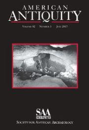 American Antiquity Volume 82 - Issue 3 -