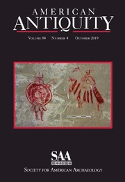American Antiquity Volume 84 - Issue 4 -