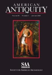 American Antiquity Volume 85 - Issue 1 -