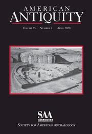 American Antiquity Volume 85 - Issue 2 -