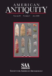 American Antiquity Volume 85 - Issue 3 -