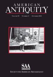 American Antiquity Volume 85 - Issue 4 -