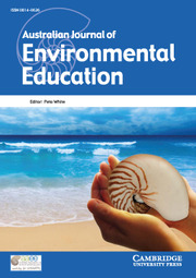 Australian Journal of Environmental Education