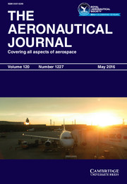 The Aeronautical Journal Volume 120 - Issue 1227 -