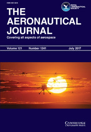 The Aeronautical Journal Volume 121 - Issue 1241 -