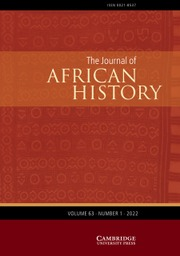 The Journal of African History