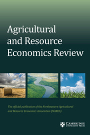 Agricultural and Resource Economics Review