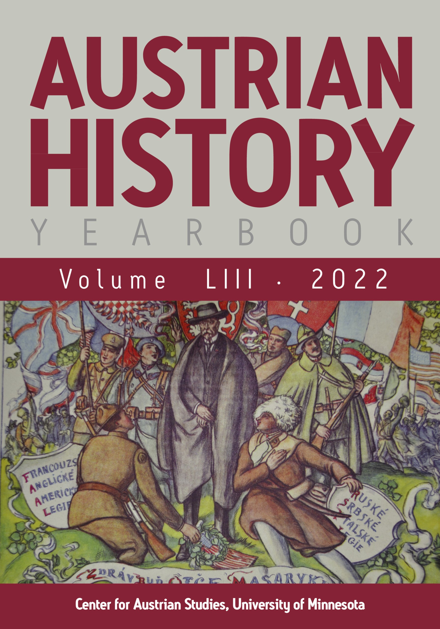 Austrian History Yearbook