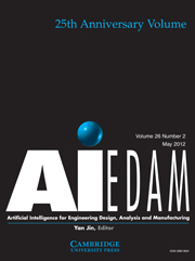 AI EDAM Volume 26 - Issue 2 -  Design Computing and Cognition (DCC'10)