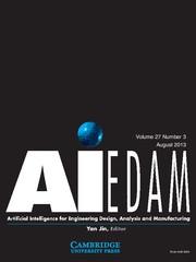 AI EDAM Volume 27 - Issue 3 -  Functional Descriptions in Engineering