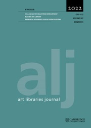 Art Libraries Journal