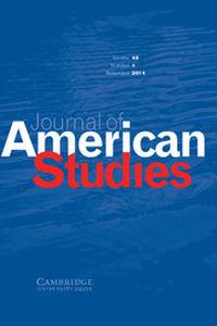 Journal of American Studies Volume 48 - Issue 4 -