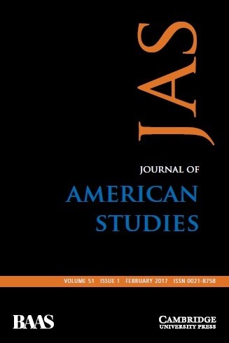 Journal of American Studies Volume 51 - Issue 1 -