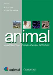 animal Volume 2 - Issue 8 -