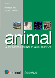animal Volume 3 - Issue 11 -