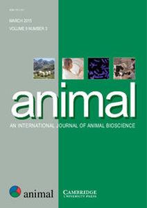 animal Volume 9 - Issue 3 -