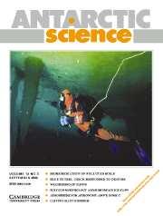 Antarctic Science Volume 18 - Issue 3 -