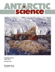 Antarctic Science Volume 28 - Issue 2 -