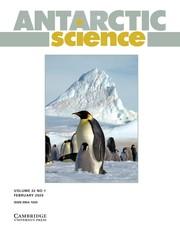 Antarctic Science Volume 32 - Issue 1 -