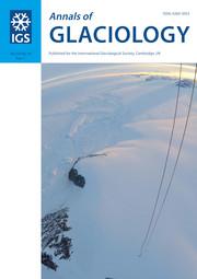 Annals of Glaciology Volume 59 - Issue 76pt1 -