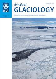 Annals of Glaciology Volume 59 - Issue 76pt2 -