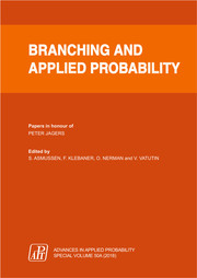 Advances in Applied Probability Volume 50 - Issue A -  Branching and Applied Probability