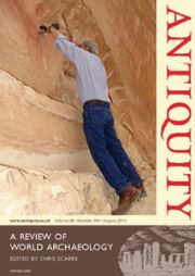 Antiquity Volume 89 - Issue 346 -