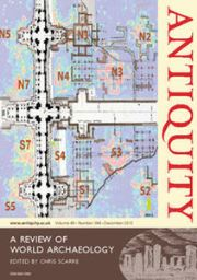 Antiquity Volume 89 - Issue 348 -