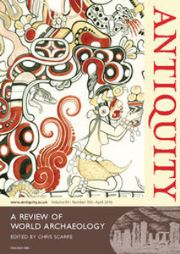 Antiquity Volume 90 - Issue 350 -