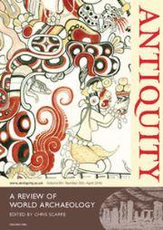 Antiquity Volume 90 - Issue 350 -