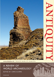 Antiquity Volume 90 - Issue 353 -
