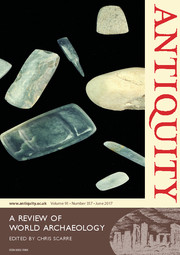 Antiquity Volume 91 - Issue 357 -