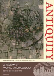 Antiquity Volume 91 - Issue 358 -