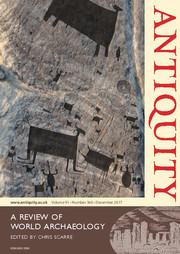 Antiquity Volume 91 - Issue 360 -