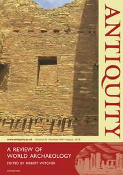 Antiquity Volume 92 - Issue 364 -