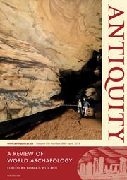 Antiquity Volume 93 - Issue 368 -