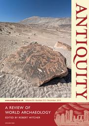 Antiquity Volume 93 - Issue 372 -