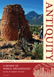 Antiquity Volume 94 - Issue 374 -