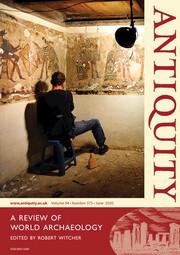 Antiquity Volume 94 - Issue 375 -