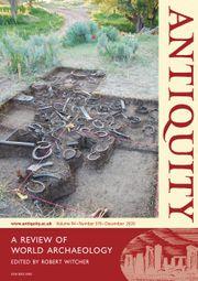 Antiquity Volume 94 - Issue 378 -