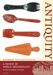 Antiquity Volume 95 - Issue 379 -