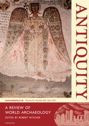 Antiquity Volume 95 - Issue 380 -