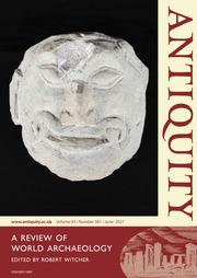 Antiquity Volume 95 - Issue 381 -
