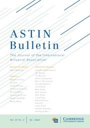 ASTIN Bulletin: The Journal of the IAA