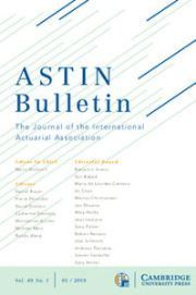 ASTIN Bulletin: The Journal of the IAA Volume 48 - Issue 1 -