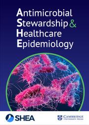 Antimicrobial Stewardship & Healthcare Epidemiology