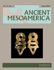 Ancient Mesoamerica Volume 31 - Issue 1 -