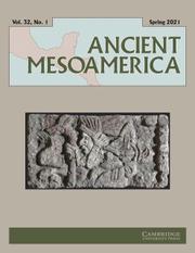 Ancient Mesoamerica Volume 32 - Issue 1 -