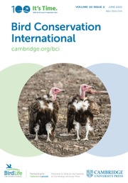Bird Conservation International